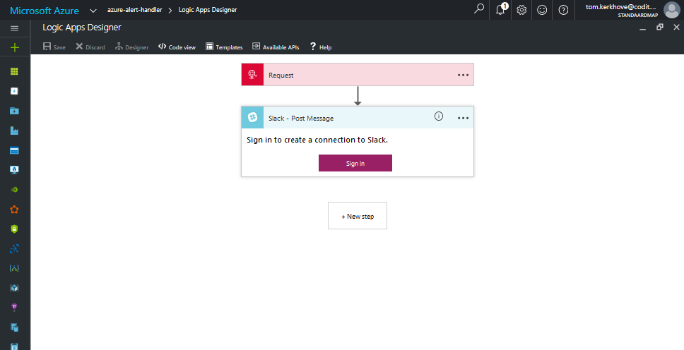 Authenticating with Slack