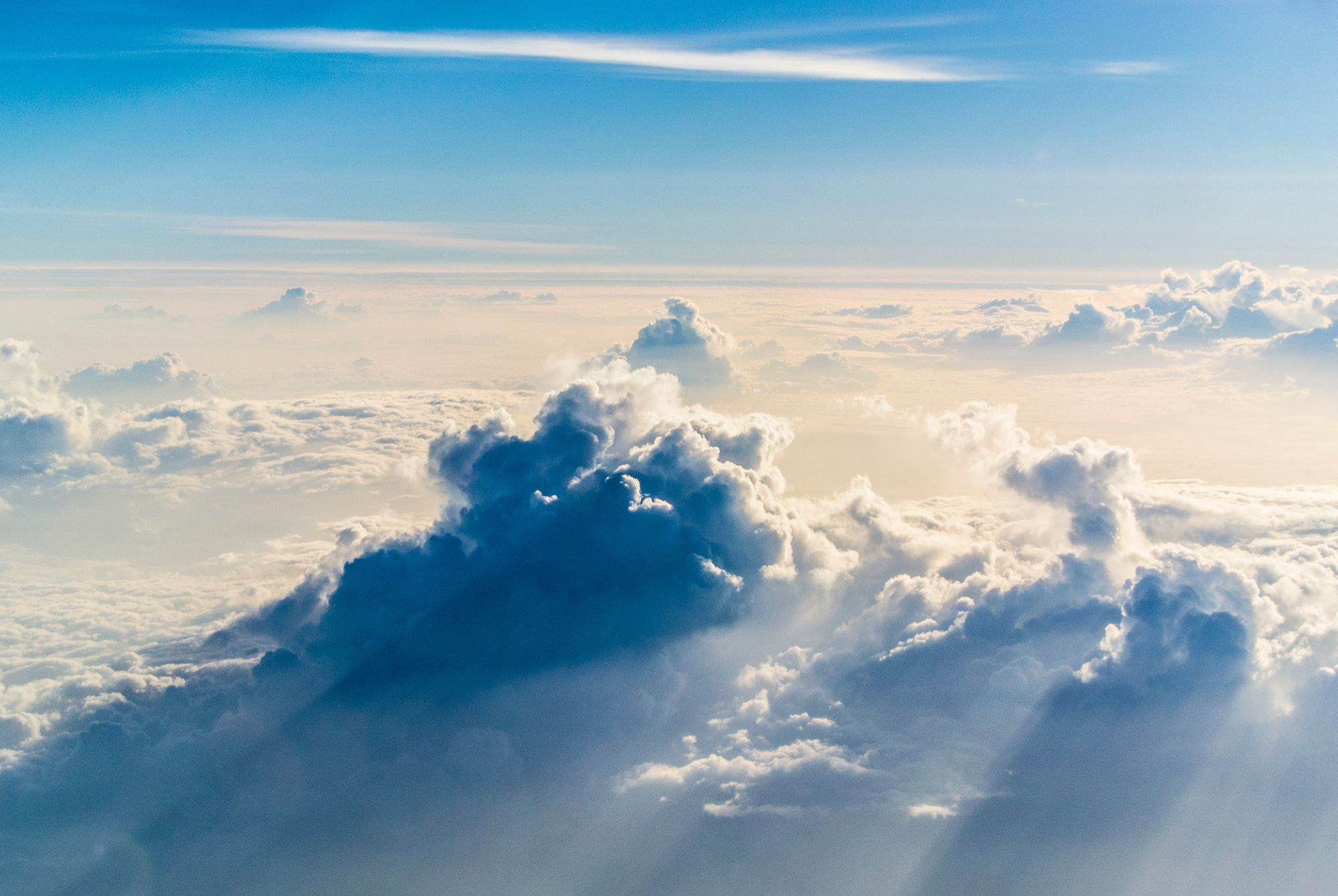 Building systems in the cloud
